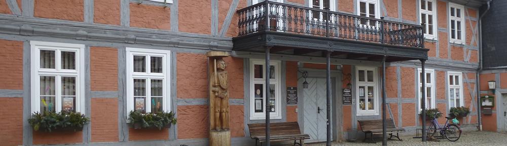 Stadtbibliothek Ilsenburg